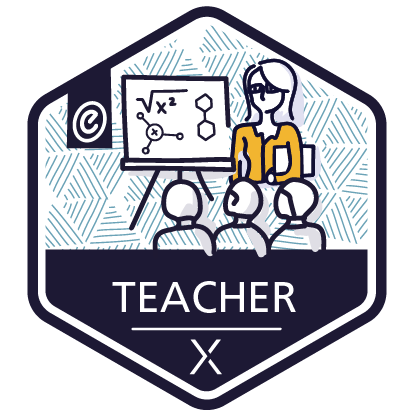 Teacher for Learning Badge